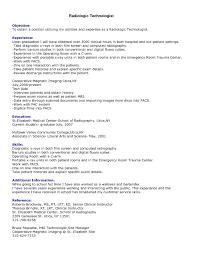 Data Center Technician Resume Sample Mri Technician Resume Sample Krida 47