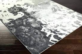 white area rug off 5x7 black and striped 8x10 grey 9x12