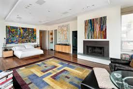 Nice Paintings For Living Room Modern Grey Nuance Inside The Modern Interior Living Room Design