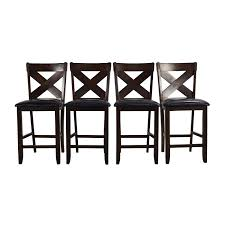 Bobs Furniture Kitchen Sets 65 Off Bobs Furniture Bobs Furniture X Factor Bar Stool Set