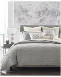 hotel collection duvet cover. Perfect Hotel Hotel Collection Connections King Duvet Cover Created For Macyu0027s  Gray Throughout Cover O