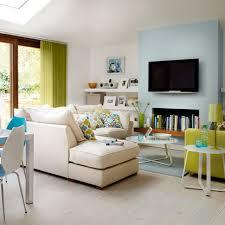 Yellow Chairs For Living Room Living Room Lcd Tv Modern Living Roomm Letter L White Sofa