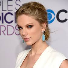 taylor swift peoples choice makeup