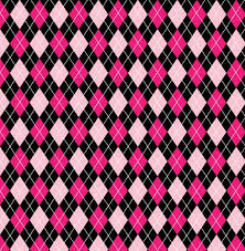 Argyle Pattern Pink Black Free Stock Photo Public Domain Pictures