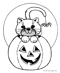 Download Best Mm Halloween Coloring Pages Pdf To Print Funny