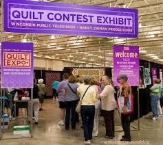 Quilt Expo/Wisconsin Public TV/Nancy Zieman/Quilting classes ... & Quilt Expo Madison WI September 10-12 2015 Nancy Zieman Blog ... Adamdwight.com