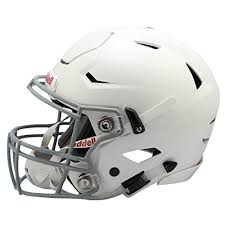 Riddell Speedflex Youth Helmet White Gray Large