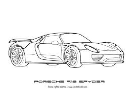 Fair Super Car Coloring Pages Colouring For Funny Super Car Ferrari