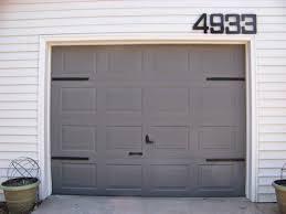 wood garage doors no windows