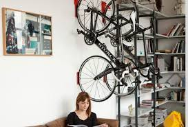 how to your bicycle indoors