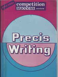 precis writing by r dhillon pdf