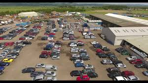 morris leslie vehicle auctions errol promotional drone video