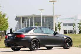 All BMW Models 2010 bmw m3 coupe : 2011 BMW Frozen Black Edition M3 Coupe