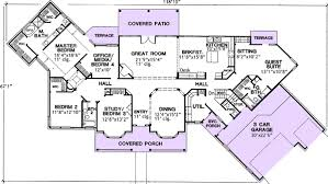 Dual Master Bedroom House Plans  Dual Master Or Owner Bedroom Dual Master Suite Home Plans