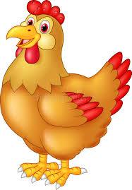 chicken clipart. Exellent Chicken Chicken Clipart Transparent Background To Clipart A