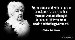 Elizabeth Cady Stanton Quotes Inspiration TOP 48 QUOTES BY ELIZABETH CADY STANTON Of 48 AZ Quotes