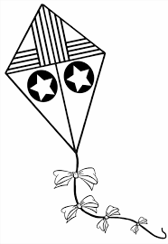 Small Picture Free Printable Kite Coloring PagePrintablePrintable Coloring