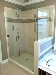 astounding glass shower door won t stay closed glass shower door will not stay closed
