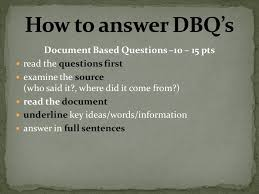aim how do we write a dbq essay on the industrial revolution  document based questions 10 15 pts