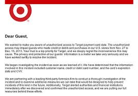 Email Scams Email From Target To Customers Is A Phishing Scam Marketwatch