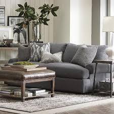 Sutton Casual Comfort Sofa | Living Room | Bassett Furniture