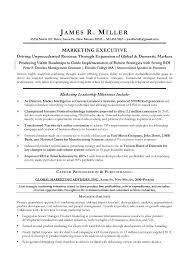 Marketing Resume Templates Awesome Marketing Director Resume Sample Throughout Marketing Director
