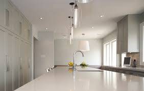 modern kitchen light fixtures photo