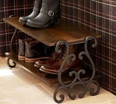 Moran Coat Rack Moran Shoe Rack Pottery Barn 89
