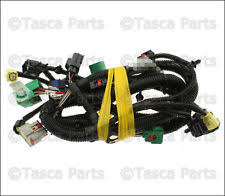 jeep wrangler headlight wiring harness new oem headlight wiring harness 2009 2010 jeep wrangler w v6 engine 68042580aa
