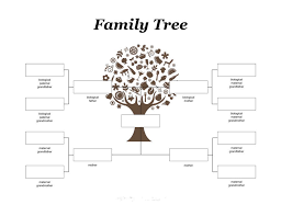 How To Create A Family Tree Chart In Excel Family Tree Chart Maker Best Family Pedigree Maker Pedigree