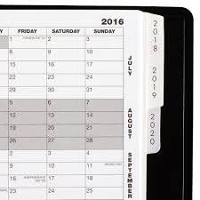 Planner 5 Amazon Com At A Glance 5 Year Monthly Planner 2019 60 Months 9 X