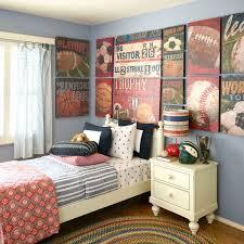 Superb Vintage Sports Themed Boyu0027s Bedroom Traditional Nursery