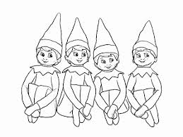 Free Printable Christmas Elf Coloring Pages Verpa Coloring Pages