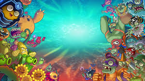 plants vs zombies hd wallpaper plants vs zombies wallpaper ①