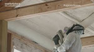 spray foam insulation nightmare what can happen if it s not installed correctly cbc marketplace you