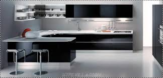 Latest Kitchen Modern Kitchen Interior Shoisecom