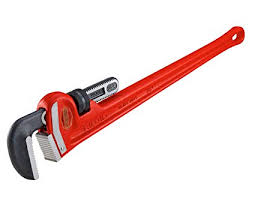 Pipe Wrench Size Chart Ridgid 31035 Model 36 Heavy Duty Straight Pipe Wrench 36 Inch Plumbing Wrench