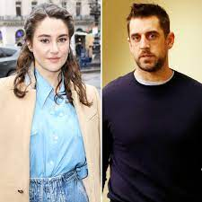 Shailene Woodley Supports Aaron Rodgers ...