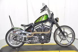 2010 harley davidson sportster iron xl883n rigid hardtail bobber chopper cus