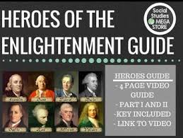 heroes of the enlightenment video guide bbc scientific  heroes of the enlightenment video guide bbc