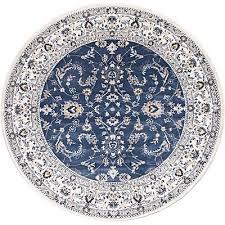 nazeri persian round rug