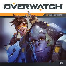 windows 10 overwatch theme overwatch 2019 12 x 12 inch monthly square wall calendar