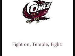 best temple university owls images buddhist  temple university owls fight song words fight temple fight