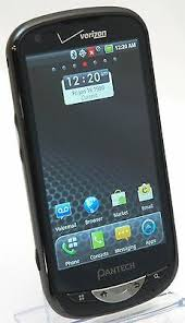 If i remember correctly, on a flip phone you would need to be in the text message thread you want to delete, and then push the bottom that correlates to the options, and then delete should. Pantech Adr8995 Vw Breakout Verizon Cell Phone 4g Lte Android 4 Touchscreen B 44476818806 Ebay