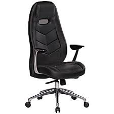 luxury leather office chair. leather executive office chair black computer work desk high back furniture new luxury r