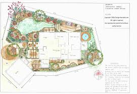 Garden Design Planning Idea Latest In Home Landscape Plans Free Ideas