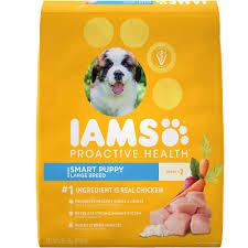 Iams Proactive Health Smart Puppy Large Breed Dry Dog Food 38 5 Lb