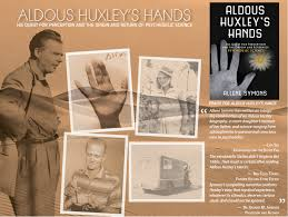 aldous huxley s hands