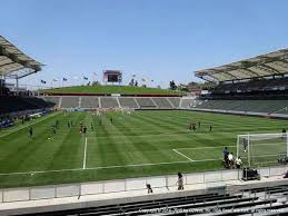 Dignity Health My Chart Dignity Health Sports Park Stadium Seat Views Section By