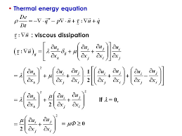 48 thermal energy equation